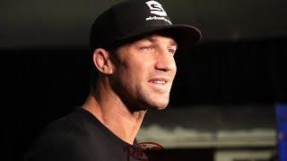 LUKE ROCKHOLD'S FULL UFC 229 MEDIA SCRUM