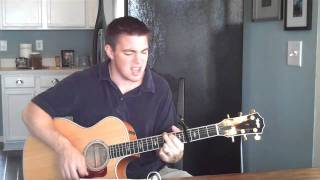 Your Great Name - Natalie Grant acoustic cover / instructional (Matt McCoy)