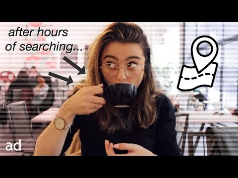 i found the best coffee shop in london (vlog)