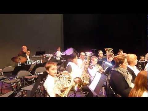 Rencontre d'orchestres de jeunes musiciens