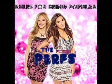 Rules For Being Popular - The Perfs (Fanmade)