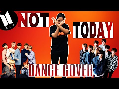 """BTS """"NOT TODAY"""" 