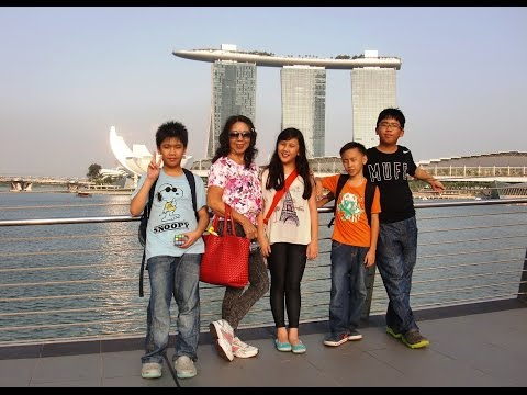AMAZING HOLIDAY IN SINGAPORE, PART 1.