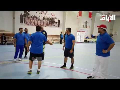 اليوم الرياضي من هيي?ة تنظيم سوق العمل  - 14:21-2018 / 2 / 13