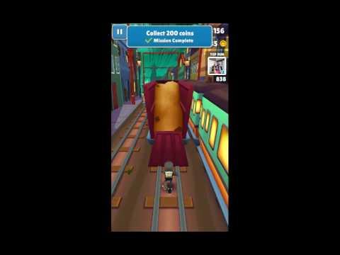 Subway surf music viedo