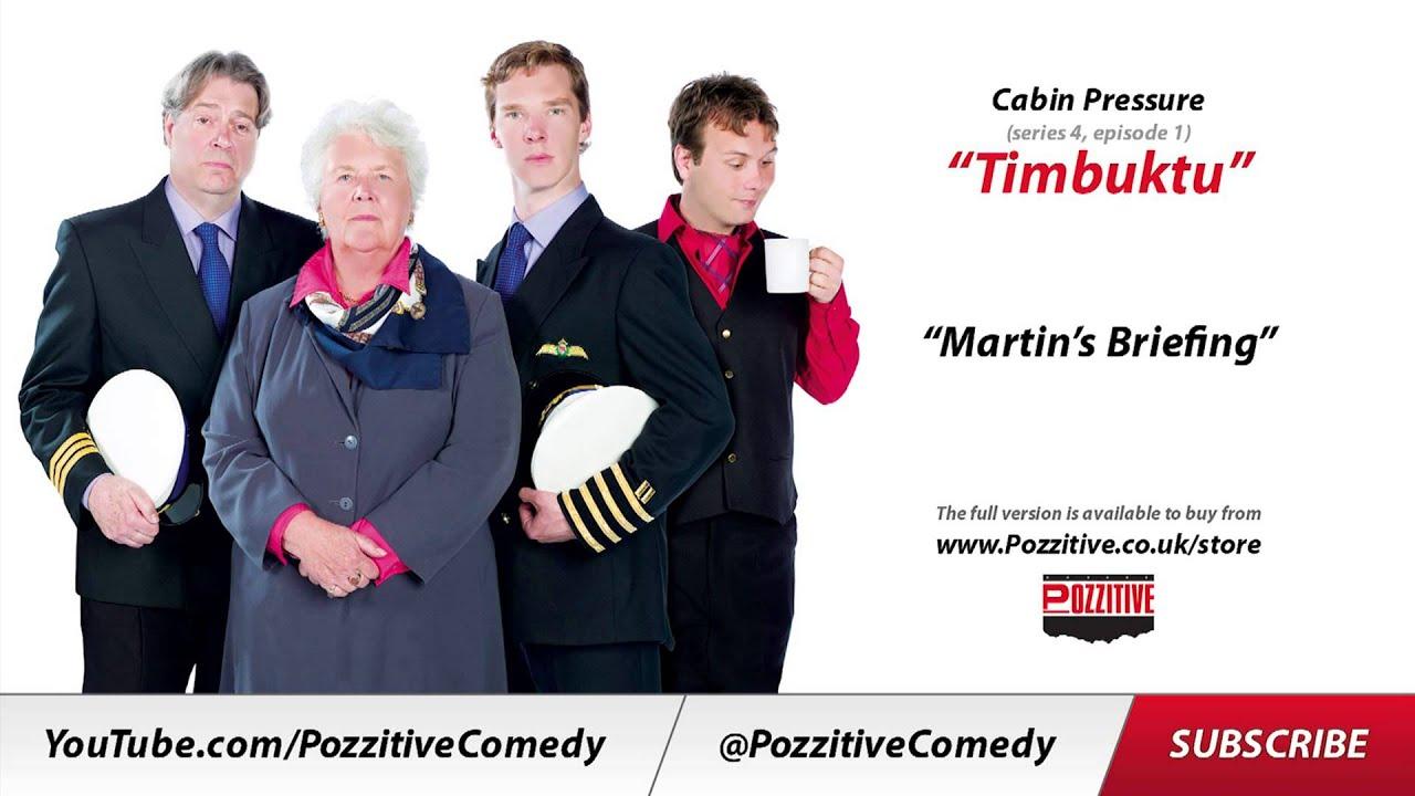 Welcome to Pozzitive: Cabin Pressure