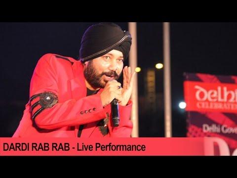Dardi Rab Rab Kardi | Live | Shimla Summer Festival 2013 | Daler Mehndi | DRecords