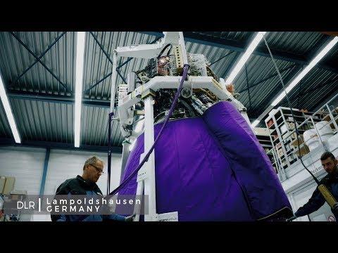 Successful First Test of the Ariane 6 Vulcain 2.1 Engine - HD