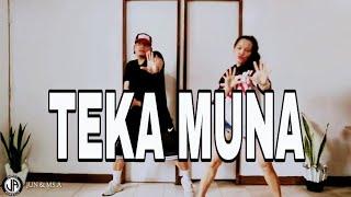 TEKA MUNA l Dj loonyo l TIKTOK dance trending 2020 l danceworkout version