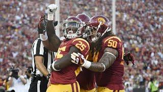 Highlights: No. 6 USC football