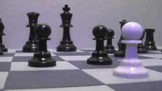 Stop-Motion Chess: Remix