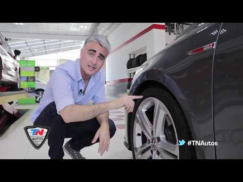 Neumáticos: La Presión Adecuada - Informe - Matías Antico - TN Autos