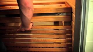 Harvia Bathroom Sauna(, 2014-07-07T10:36:41.000Z)