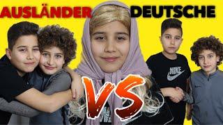 DEUTSCHE VS AUSLÄNDER  FREUNDE  und FAMILIE CRASHBROS2