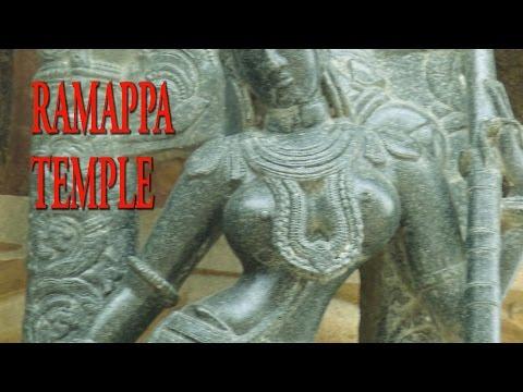 RAMAPPA TEMPLE-FASCINATING SCULPTURE-SHIVA-KAKATIYA DYNASTY