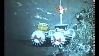 Transport-Roboter erhöhter Geländegängigkeit 2(2)<br>Erprobung des Venus-Rovers HM-WD-2 (1986)
