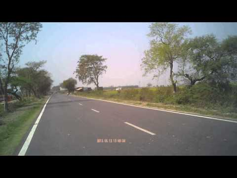 Allahabad to Chitrakuta ride : kamadgiri and chitrakuta ghat : during Maha kumbh Ride 2013