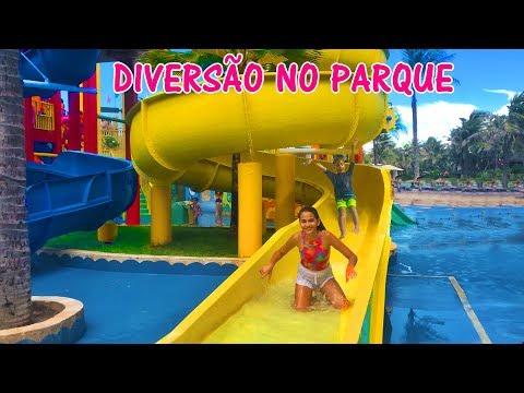 ANIVERSÁRIO DE 7 ANOS DO MAGU!!! FESTA NO PARQUE AQUATICO - Bela Bagunça
