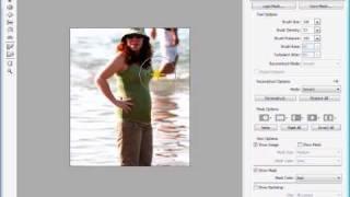 Photoshop - virtual losing weight