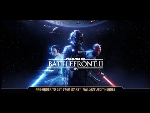 Star Wars: Battlefront II (2017) - LEAKED TRAILER