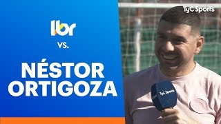 Líbero vs Néstor Ortigoza - COMPLETO