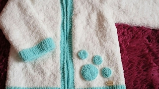 Мастерская вязаная жизнь: детский свитер реглан спицами на молнии
