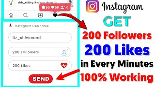 How To increase Followers On INSTAGRAM | INSTAGRAM Par Follower Kaise Badhaye | INSTAGRAM Followers