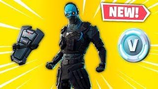 The New STARTER PACK In Fortnite LEAKED! (Cobalt Skin)
