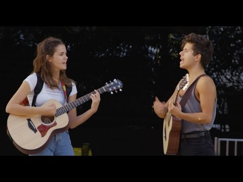 Thumbnail: The Growlers - Love Test | Rudy Mancuso & Maia Mitchell Cover