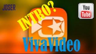 #1 Как сделать ИНТРО в VivaVideo?(Привет ребята,в этом видео я вам покажу как сделать простое интро для начинающих каналов . Смотрим ,если..., 2016-02-20T06:20:15.000Z)