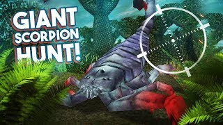 HUNT GIANT PREHISTORIC INSECTS! | Carnivores: Mandibles (Carnivores 2 Arthropod Mod)