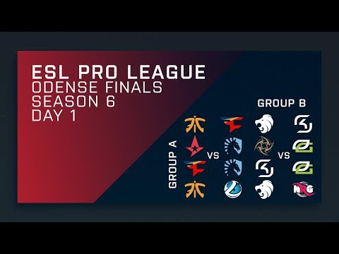 CS:GO – North vs. NRG [Mirage] – Groups Day 1 – ESL Pro League Season 6 Finals – Main Stream