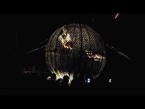 the globe of death circus phoenix extreme