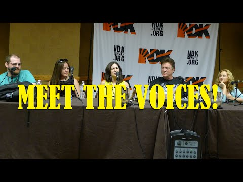 Meet The Voices - NDK 2016