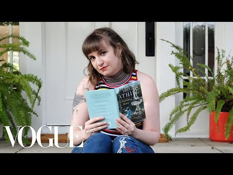 73 Questions With Lena Dunham | Vogue