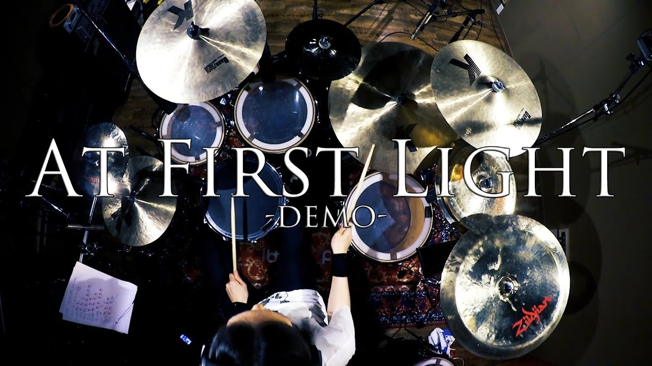 Yosukeソロ第2弾 AT FIRST LIGHT -demo-