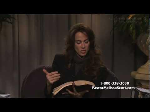 Women Speaking in the Church: Anna the Prophetess by Pastor Melissa Scott