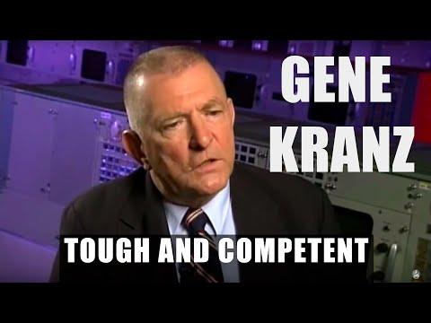 Gene Kranz - Mission Control: Tough & Competent