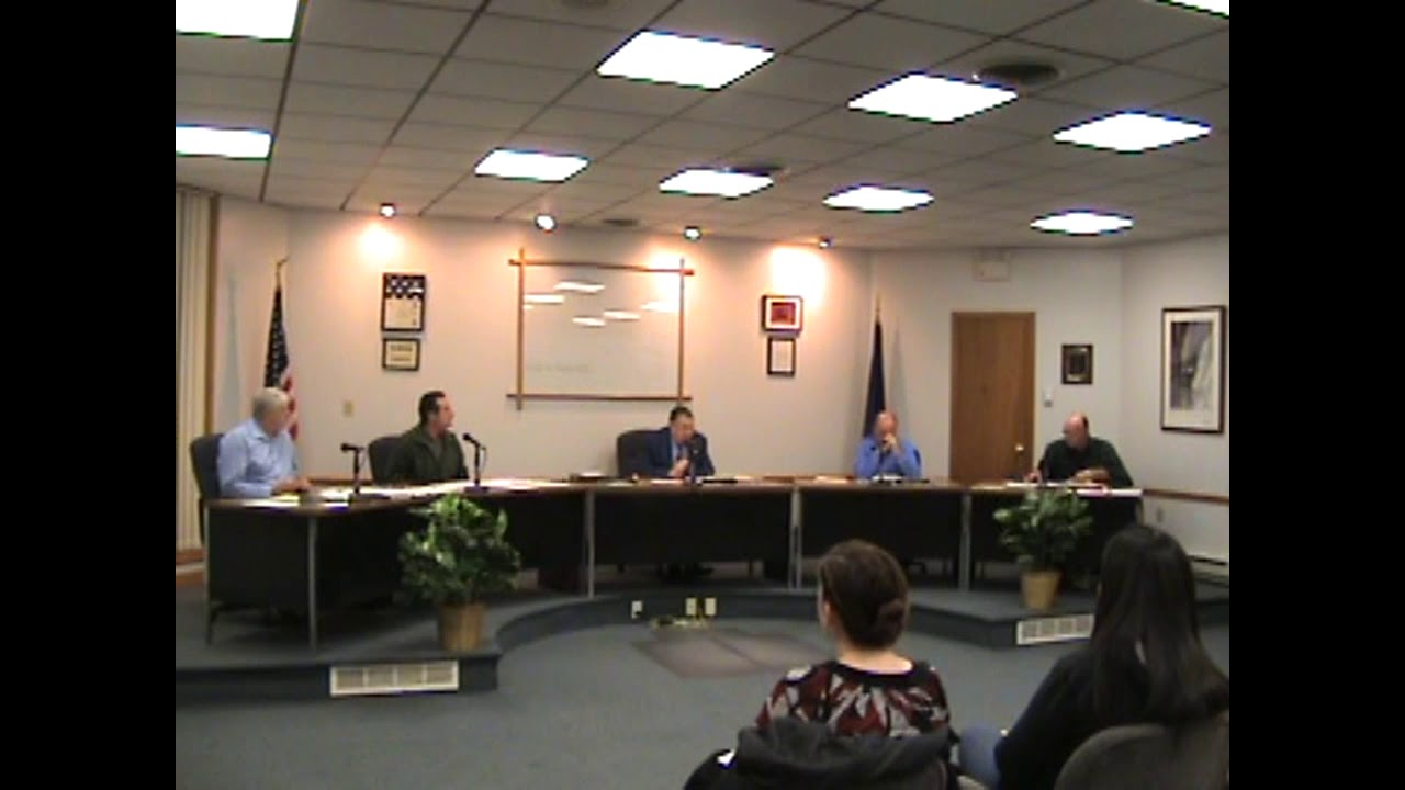 Rouses Point Village Board Meeting  3-1-10