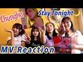 """Reaction 청하CHUNG HA - """"Stay Tonight"""" MV Reaction 뮤비리액션 by PIXEL HK 픽셀"""