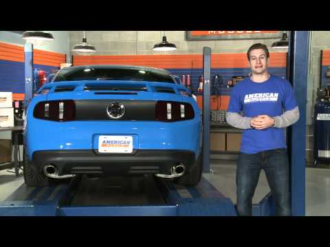 Mustang Smoked Light Tint By American Muscle Graphics (10-12 All) Review