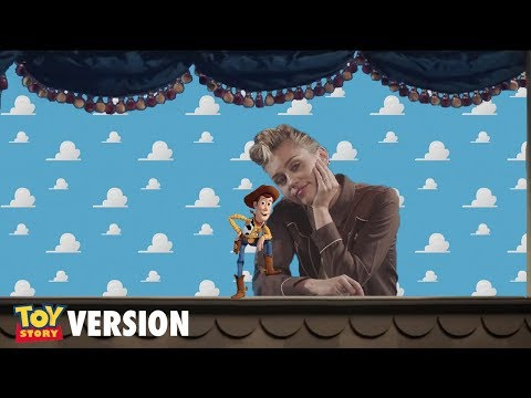 Miley Cyrus - Younger Now (Toy Story...