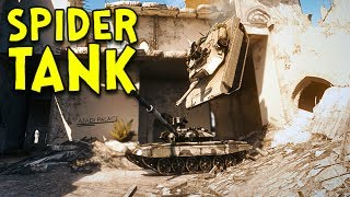 SPIDERTANK! - Battlefield 3 Aftermath