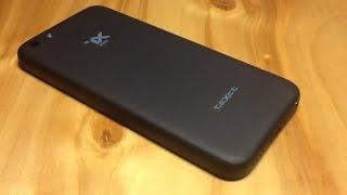 Обзор TeXeT IX mini (tm-4182) клон iPhone 5c.