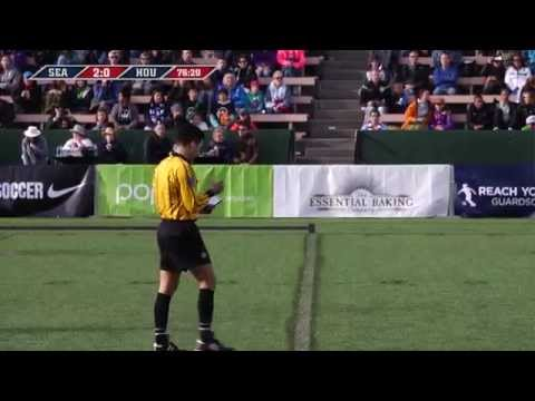 Seattle Reign FC vs. Houston Dash - April 27, 2014