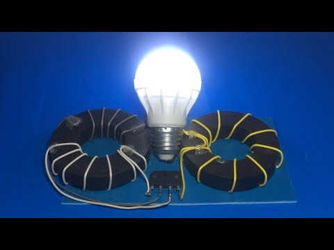 free energy device awesome idea 2018