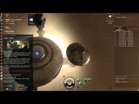 Eve Online - Level 1 Mining Missions.