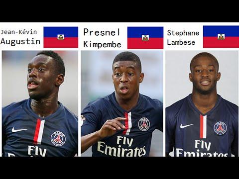 The Caribbean Project #4   Jean-Kévin Augustin + Presnel Kimpembe + Stéphane Lambese   Haiti