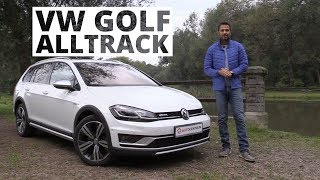 Golf Story: odc.4: ​VW Golf Alltrack
