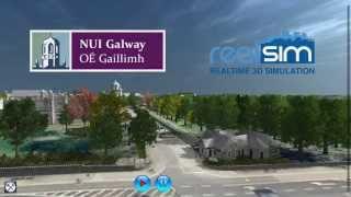 NUI Galway 3D Virtual Campus Tour v01 (April 2013)